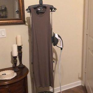 Khaki Midi Dress Size Medium